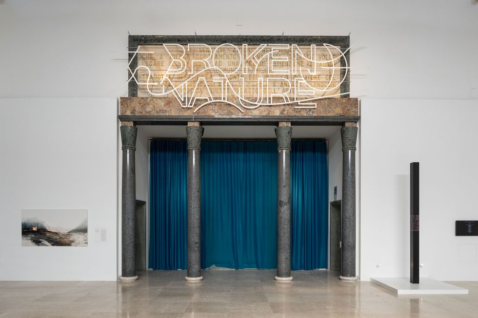 Broken Nature: Design Takes on Human Survival. XXII Triennale di Milano