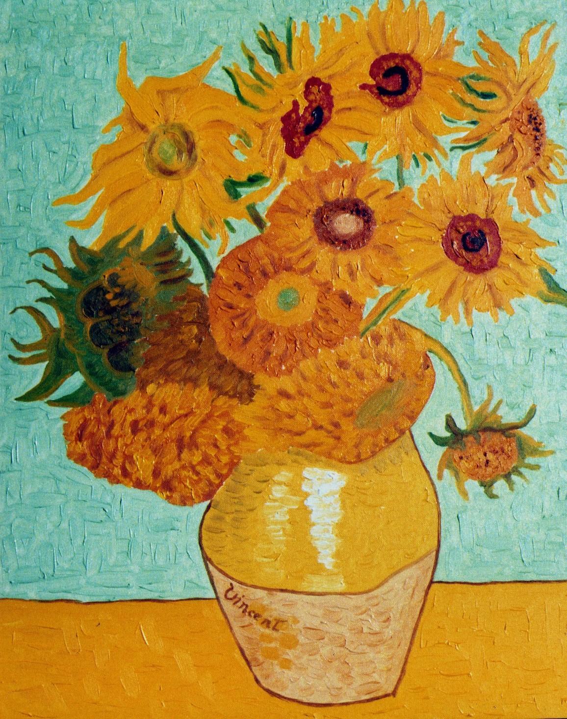 Artwireless ritrovato il giallo originale di van gogh for Disegni da colorare di van gogh