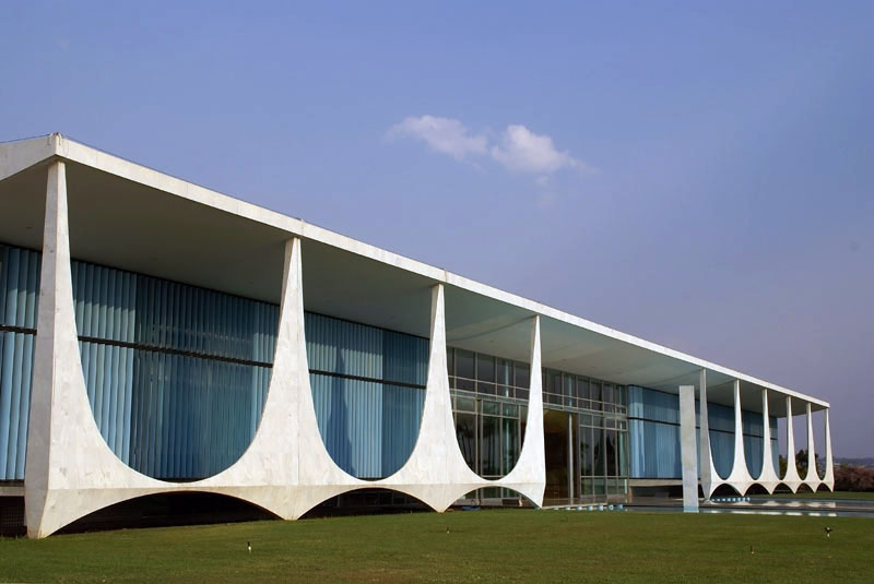 Artwireless addio all 39 architetto oscar niemeyer - Arquitecto de brasilia ...