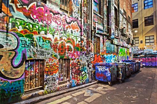 Artwireless google crea un archivio di opere di street art for Immagini di murales e graffiti