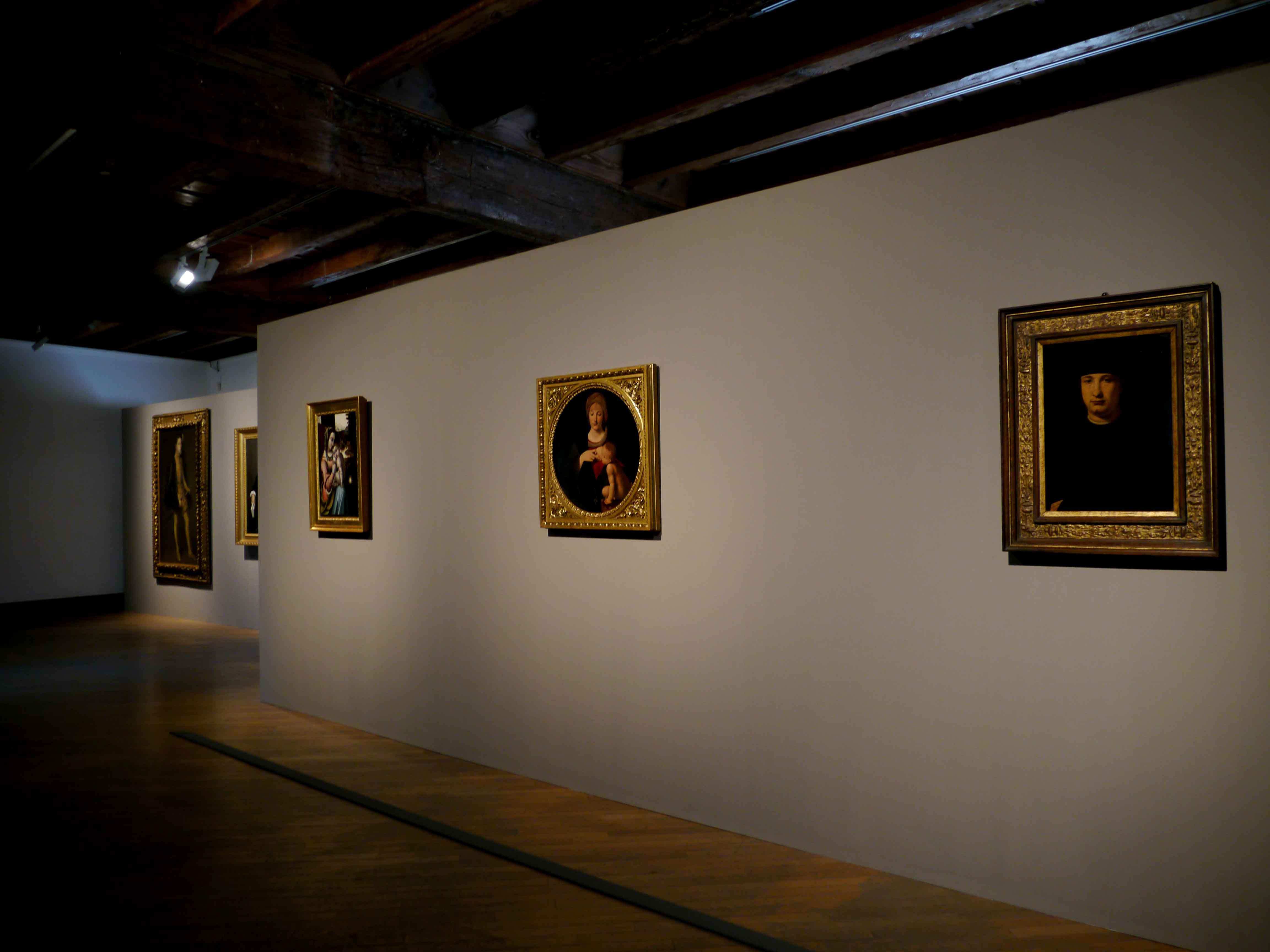 Artwireless ultim 39 ora for Galleria carrara bergamo