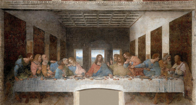 """""""iGuzzini"""" illuminerà L'Ultima Cena di Leonardo da Vinci con tecnologie di ultimissima generazione"""